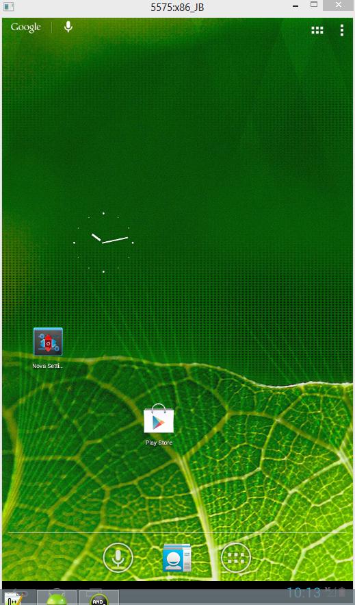 come installare Android JellyBean su Windows