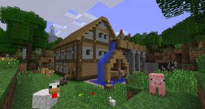 Minecraft Pocket Edition survival