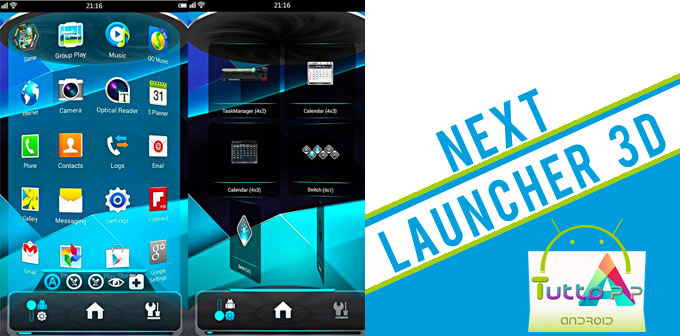 Photo of Next launcher 3D: launcher bello, potente e…costoso!