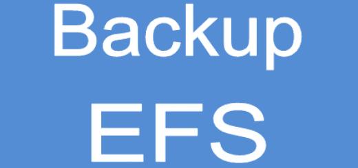 Come effettuare backup della cartella EFS Samsung
