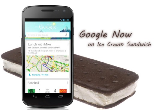come installare google now