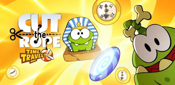 Photo of Cut the Rope Time Travel [GIOCO]
