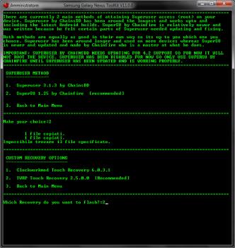 Operazioni per root e sblocco bootloader Galaxy Nexus