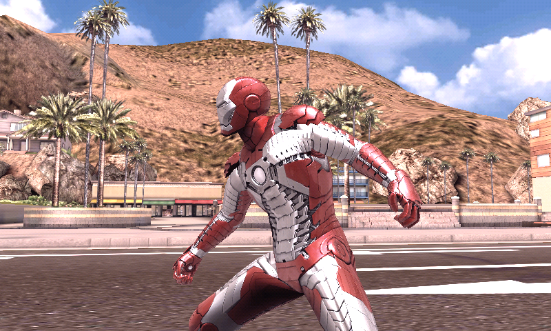 Iron man 3 gioco ufficiale