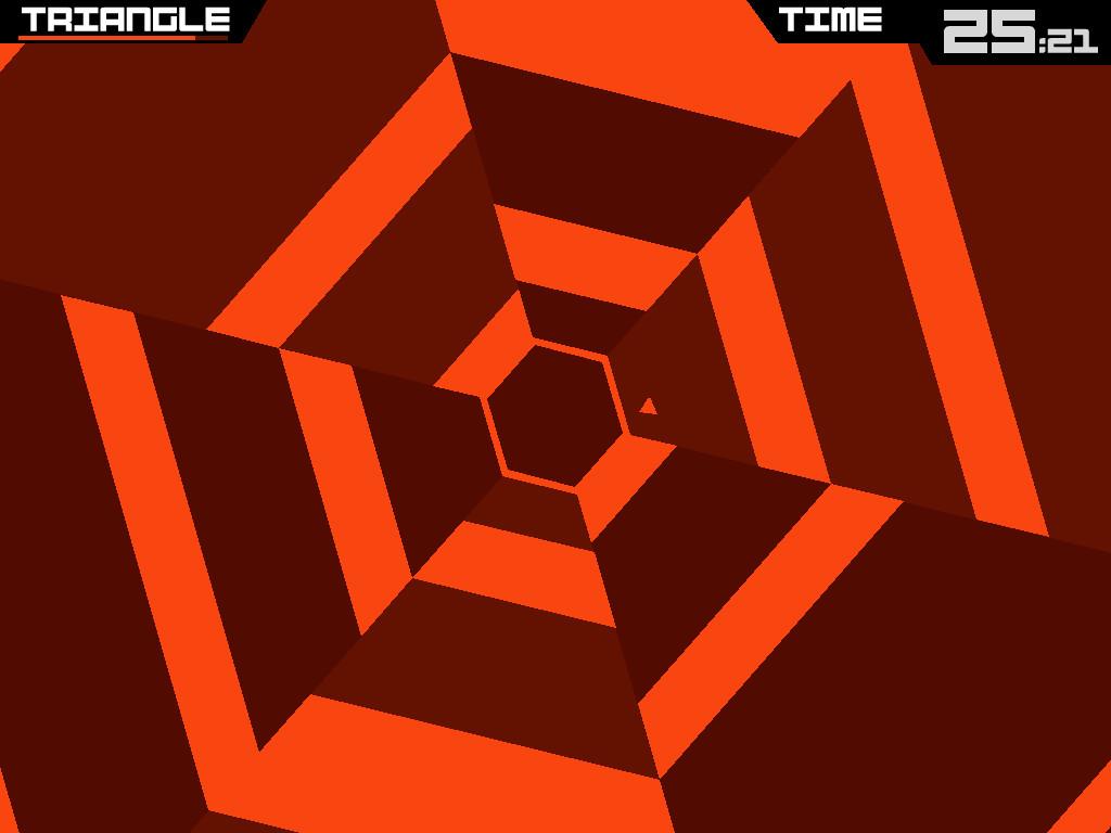 super hexagon - HD1024×768