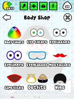 pou body shop