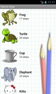 come disegnare su smartphone - How to draw