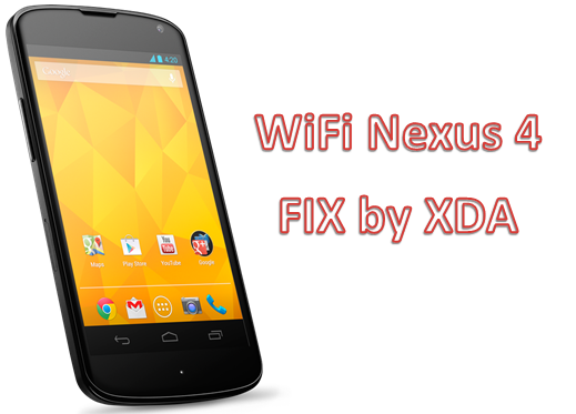 Photo of WiFi Nexus 4 [Problemi WiFi? Arriva il Fix da Xda]