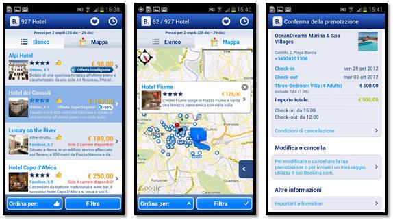 migliori app Android per viaggiare
