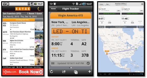 Kayak migliori app Android per viaggiare
