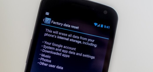 Hard Reset su HTC One