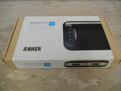 Anker Astro E4 13000 mAh