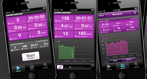 Photo of Runtastic Pedometer: il contapassi per mantenersi in forma