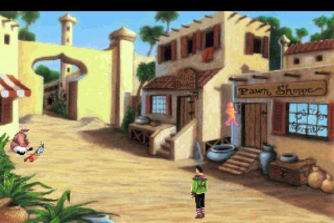 Avventure grafiche LucasArts con l'emulatore ScummVM per Android