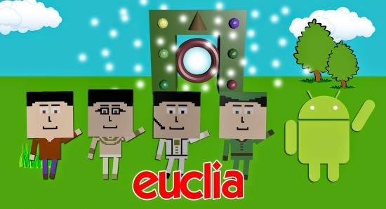 Euclia Platform Game 2D