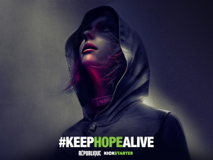 rèpublique KeepHopeAlive