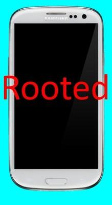 root e cwm per Samsung S3