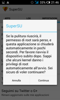 Root Pop C3 di Alcatel