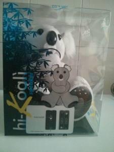 Peluche con casse - Hi-Koala