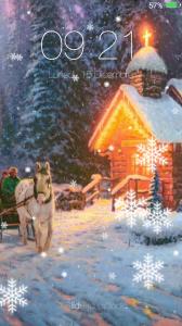 christmas lock app per il natale