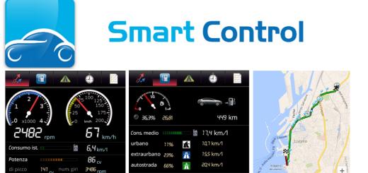 Smart Control per auto