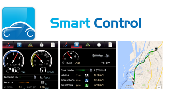 Photo of Smart Control, alternativa italiana a Torque e DashCommand