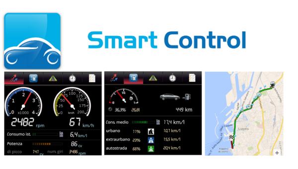 Photo of Smart Control, alternativa italiana a Torque e DashCommand