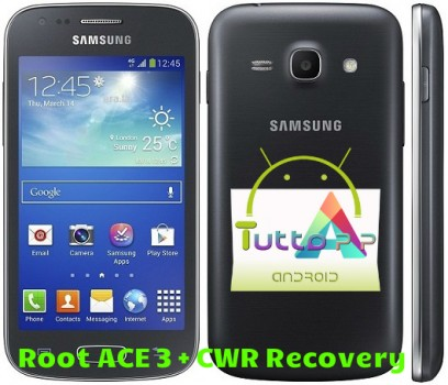 Root Galaxy Ace 3