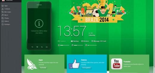 Migliori applicazioni per controllare smartphone da pc: SnapPea
