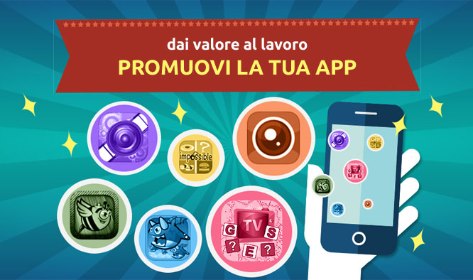 App marketing - Come pubblicizzare app
