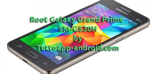 Root Galaxy Grand Prime SM-G530H