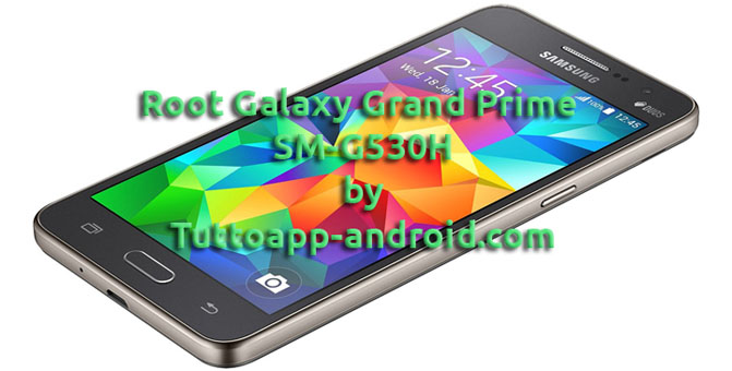 Photo of Root Galaxy Grand Prime SM-G530H
