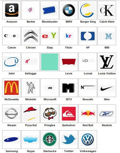 Logo Quiz soluzioni livello1 iOS