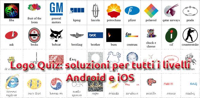 Photo of Logo Quiz – Soluzioni per tutti i livelli Android e IOS