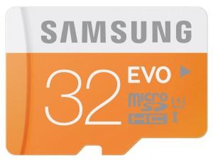Migliori Micro SD - Samsung MB-MP32D