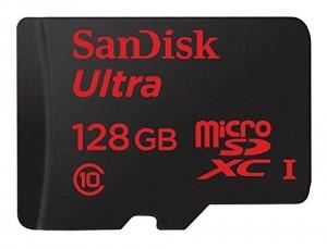 Migliori Micro SD - SanDisk Ultra Android 128 GB