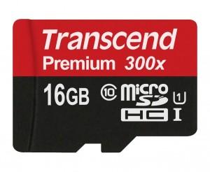 Migliori Micro SD - Transcend TS16GUSDCU1 16GB