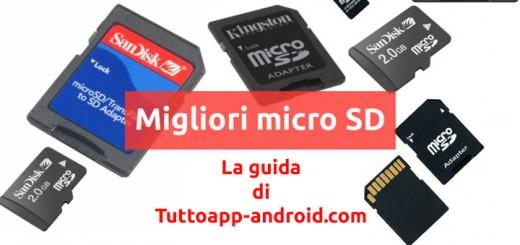 Migliori micro SD - Quale sd comprare