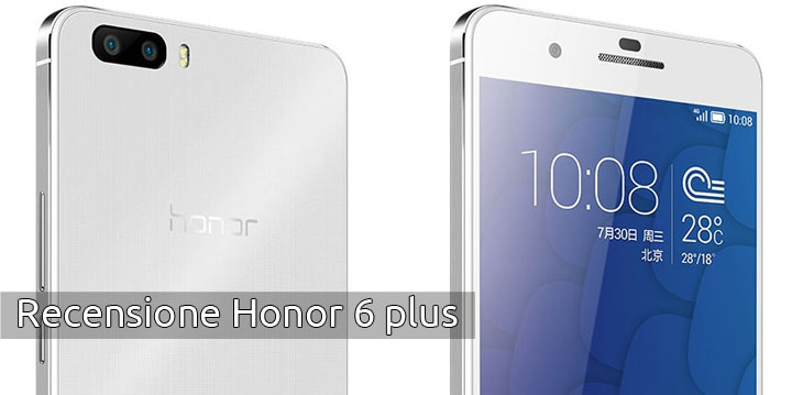 Photo of Recensione Honor 6 plus (con videorecensione)
