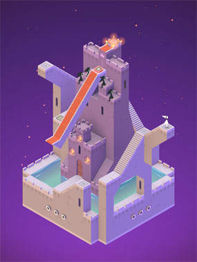 Giochi rompicapo per Android - Monument Valley