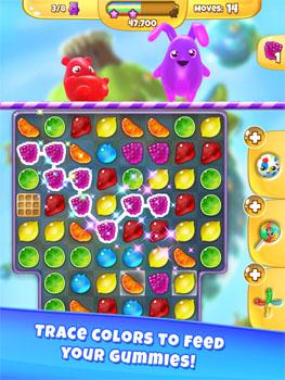 Giochi rompicapo per Android - Yummy Gummy