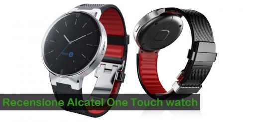 Recensione Alcatel One Touch watch