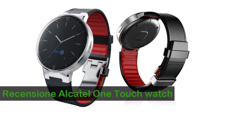 Photo of Recensione Alcatel One Touch watch