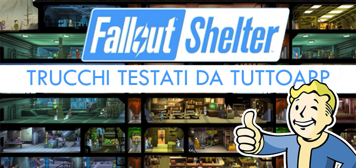 Photo of Trucchi per Fallout Shelter testati e funzionanti