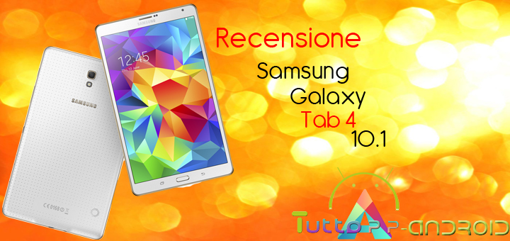 Photo of Recensione del Samsung Galaxy Tab 4 10.1 T530-T535
