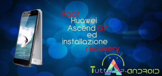 Root Huawei Ascend G7