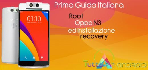 Root Oppo N3