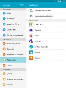 Recensione Samsung Galaxy Tab A