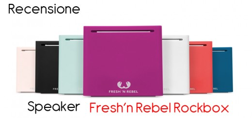 Speaker Fresh'n Rebel Rockbox Cube