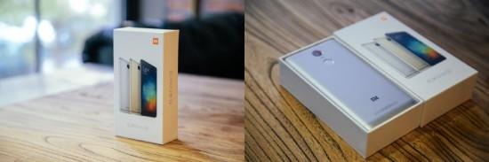 Recensione Xiaomi Redmi Note 3 confezione